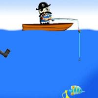 Гра Божевільна рибалка