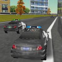 Гра Поліцейські гонки і дріфт
