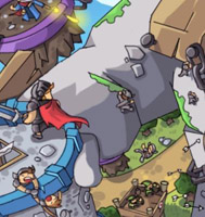 Гра Стратегія: Велетні і гноми
