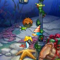 Гра Полювання в підводному світі