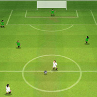 Гра Футбол: Чемпіони 3д