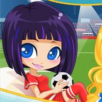 Гра Дівчата-футболістки