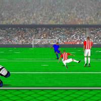 Гра футбол: Кращий воротар