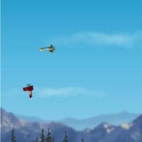 Гра Літаки: Повітряний бій