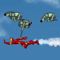 Гра Супергерої: Залізна людина правосуддя
