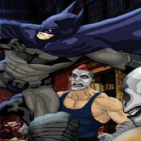 Гра Супергерої: Бетмен захищає своє місто
