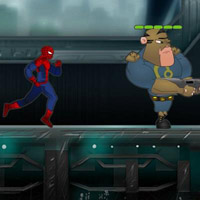 Гра Супергерої: Пригоди Людини-павука