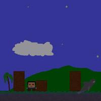 Гра Майнкрафт 1: врятуватися від блоків
