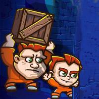 Гра на двох для хлопчиків: Спритні злодії