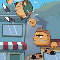 Гра на двох для хлопчиків: Відважні хлопці 2 атакують