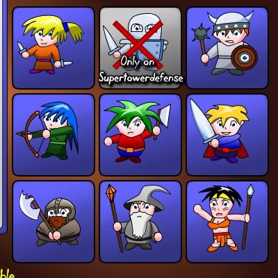 Гра на двох для хлопчиків: маленькі і удаленькие воїни