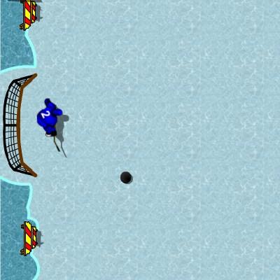 Гра хокей на льоду