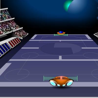 Гра теніс онлайн Галактика