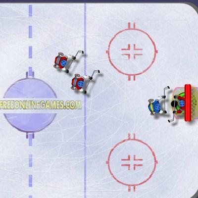 Гра Хокей на двох: Чемпіон