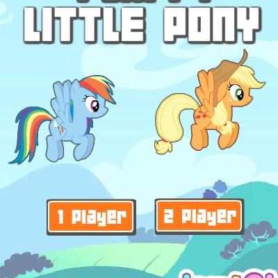 Гра моя маленька поні (little pony)