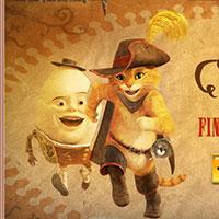 Гра Бродилка - Легендарний кіт у чоботях