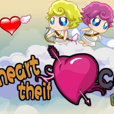 Гра стріла Амура: Завоювати серце