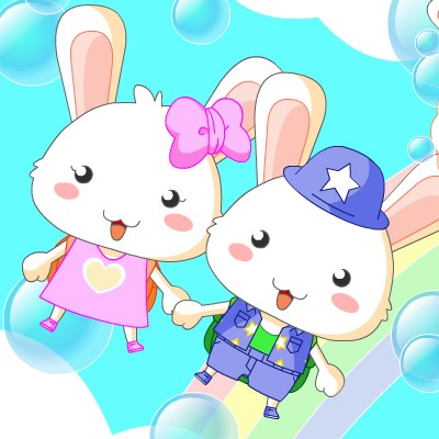 Гра Кролик бульбашок 2