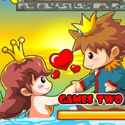 Гра Принц і принцеса: подвійна стихія