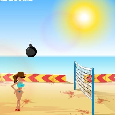 Гра висади у волейбол