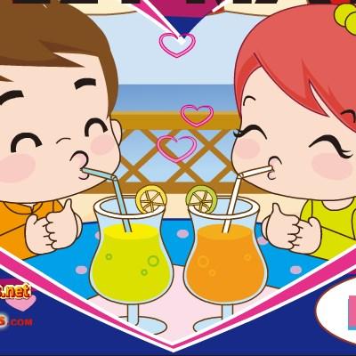 Гра солодкий поєдинок для дівчаток