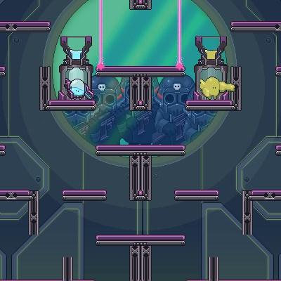 Гра про стрілянину на двох: Арена піддослідних