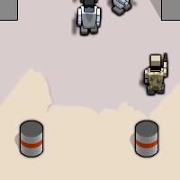 Гра на двох перестрілка