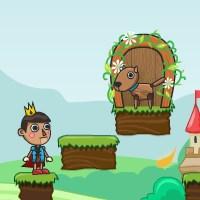 Гра бродилка: Повернення деревнного хлопчика