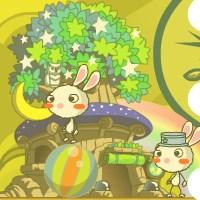 Гра бродилка маленьких зайчиків