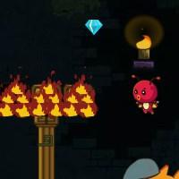 Гра бродилка: Вогняні жуки