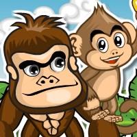 Гра бродилка: Гон і Мон