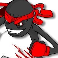 Гра бійки: Лють в кулаках двох бійців