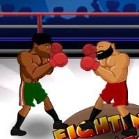 Гра Бійки: Боксерський спаринг