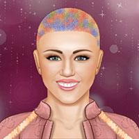 Гра Hannah Montana - Зачіски в перукарні