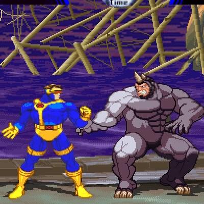 Гра Бійки від компанії Марвел
