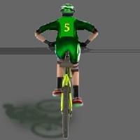 Гра гонки: Два велосипедиста