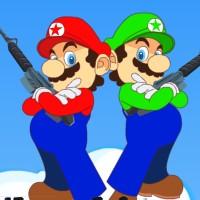 Гра Маріо на двох: Війна