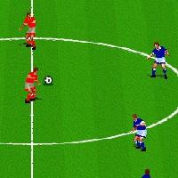 Гра Футбол: Потужний Удар