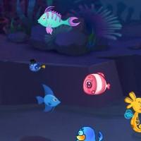 Гра на трьох: З'їсти рибок