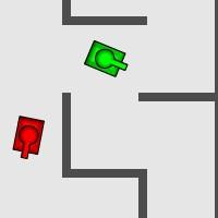 Гра на трьох: Танчики