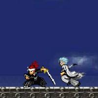 Гра Наруто: Бліч бійки з героями