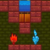 Гра Вогонь і Вода на двох: Дорогоцінний скриня