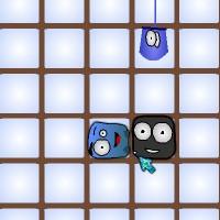 Гра Аркада на двох: Кольорові шматочки