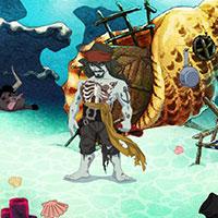 Гра Пірати Карибського моря під водою
