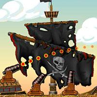 Гра Пірати Карибського моря руйнують фортеці