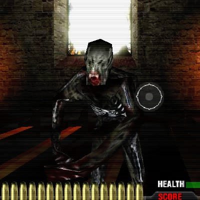 Гра Шутер: Зомбі різник