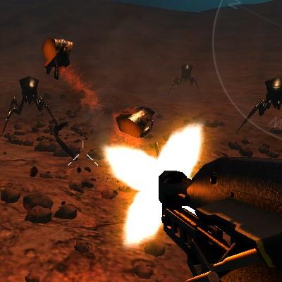 Гра Шутер: Оборона від Позаземного Вторгнення