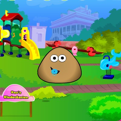 Гра Поу: Дитячий Садок