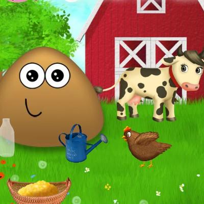 Гра Поу: Робота на Фермі