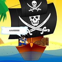 Гра Злі Пірати Карибського Моря: воюй онлайн!